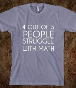 4 out of 3 people Math 01